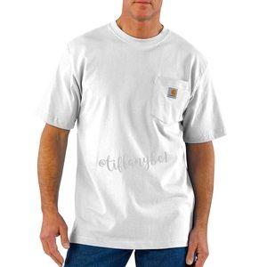 Carhartt Loose Fit Heavyweight Short Sleeve Shirt